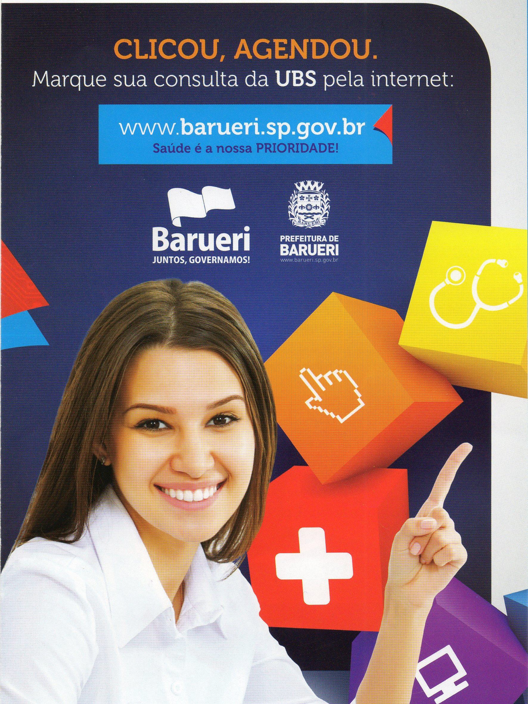 Agendar Ou Marcar Consulta Online Da UBS – Unidade Básica De Saúde, Barueri SP