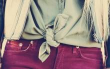 Como Usar Nó na Blusa – Dicas e Fotos