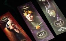 Vilãs da Disney Vult – Paletas de Sombras