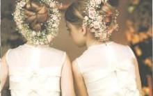 Penteados para Daminhas de Casamento – Modelos e Dicas