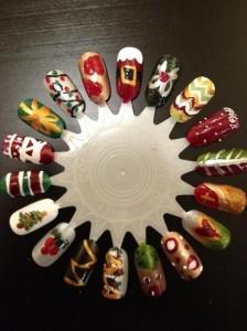 unhas-pintadas-decoradas-natal