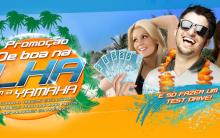 Promoção De Boa Na Ilha Com a Yamaha – Como Participar e Prêmios