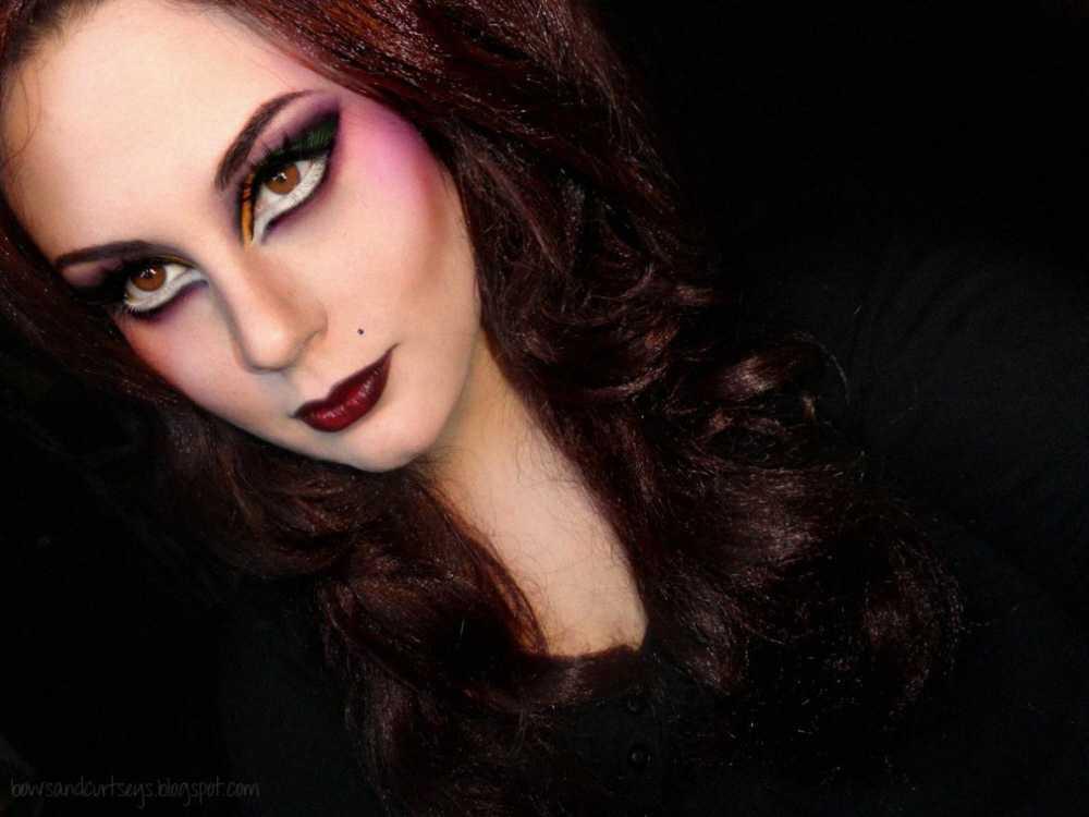 Maquiagem-de-Halloween