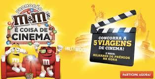 Promoção M&M'S É Coisa de Cinema – Como Participar e Prêmios