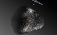 Robô Espacial Pousa Em Cometa – Imagens e Vídeo