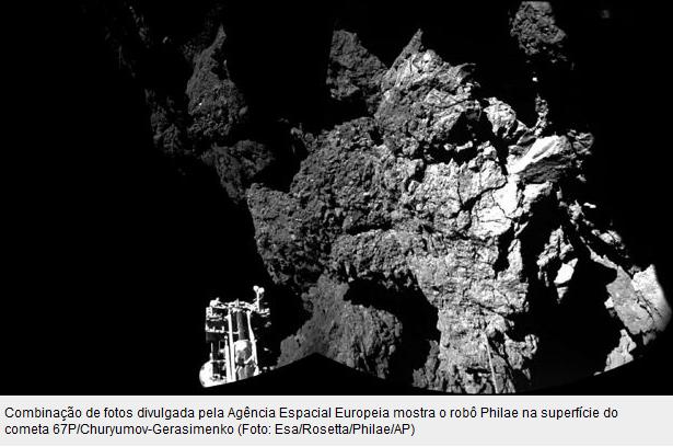 Robô Espacial Da Agência Européia. Robô