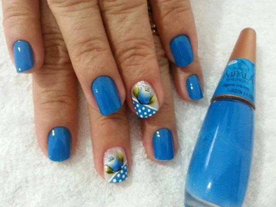 unha-decorada-azul