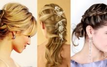 Cabelos Penteados Para Formatura 2015 – Modelos e dicas