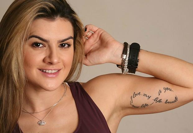 Frases Para Tatuagens – Fotos e Dicas