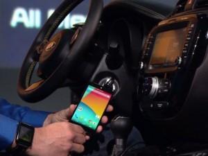 android-auto-comando-de-voz-para-carros