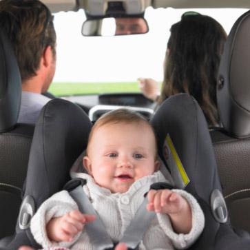 Cadeirinha de Carro Para Crianças – Dúvidas e Quais os Tipos