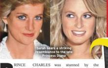 Sarah – Suposta Filha de Diana e Príncipe Charles – Informações
