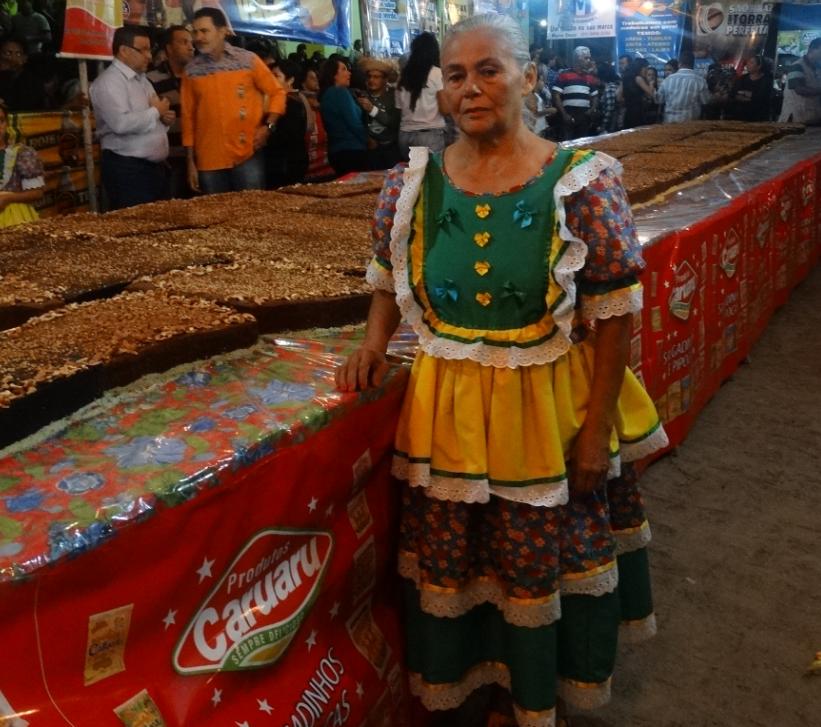 Festa Junina 2015 São João de Caruaru-pé-de-moleque