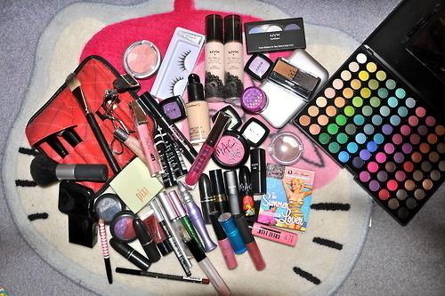 Organizar-maquiagem