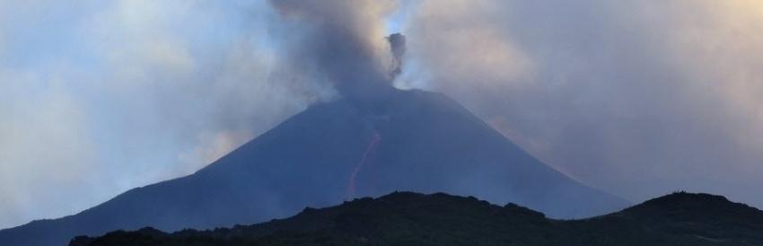 Passeios Turísticos em Vulcões. Vulcão Etna