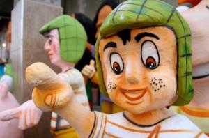 Turma do Chaves 30 Anos no Brasil-coleção c&a
