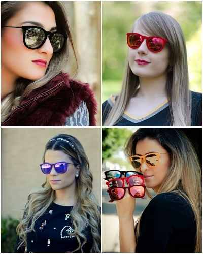 Tendências em Óculos de Sol Moda Inverno – Fotos e Dicas.