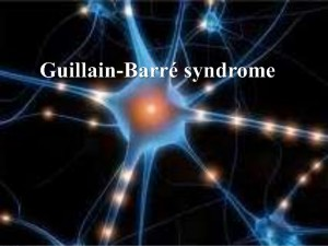 Guillain-Barre-Sindrome