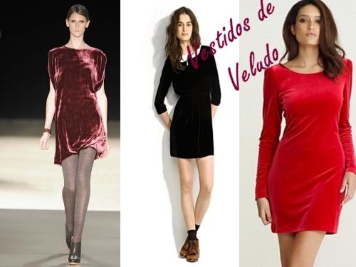 Veludo-Vestidos