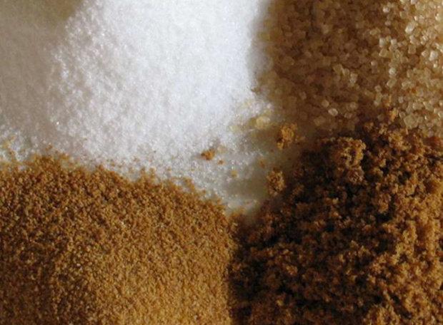 Acúcar-tipos