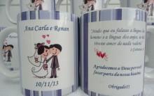 Canecas Personalizadas Para Casamentos – Dicas e Modelos