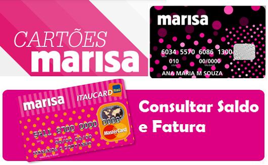 Cartão-Marisa