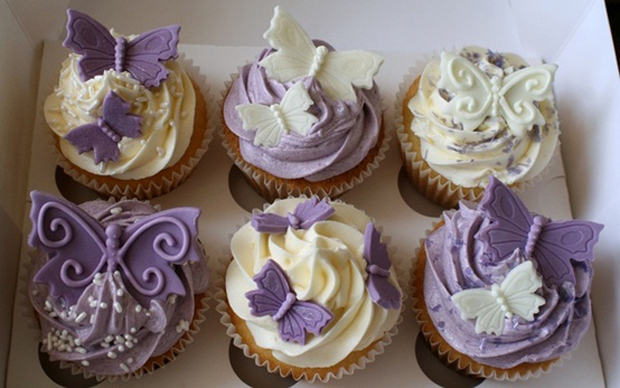 Doces-Cupcakes