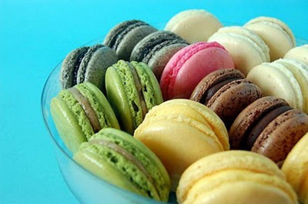 Doces-Macarrons