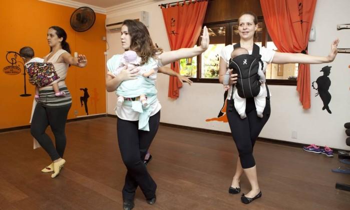 Exercícios-Mãe-Dança