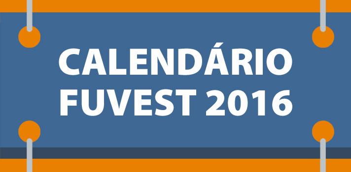 FUVEST Vestibular 2016 – Data das Inscrições e Vagas