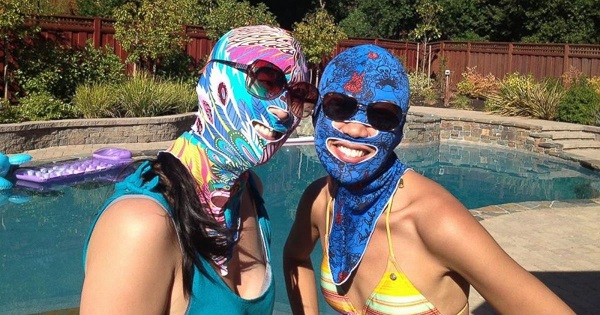 Facekini-rostoss