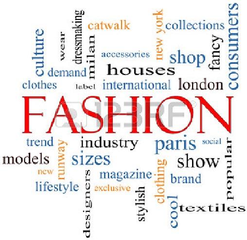 Glossário de Moda – Expressões Do Mundo Fashion