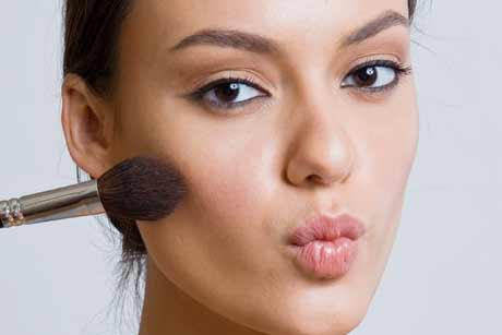Maquiagem-Blush