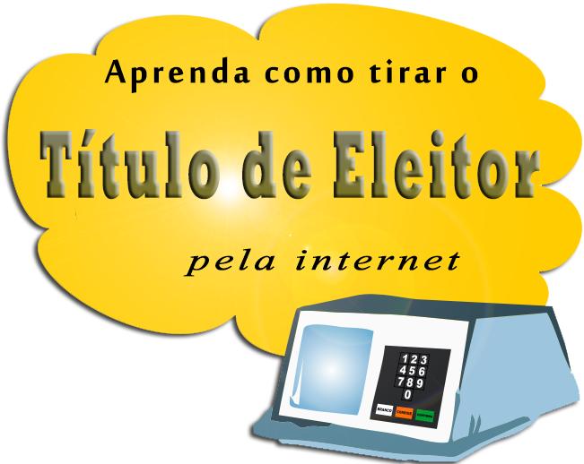 Tíitulo-de-eleitoral