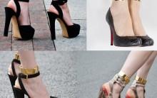 Acessórios de Tornozelo Ankles Cuffs – Dicas e Fotos