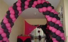 Arco de Balões Para Festas – Como Fazer e Vídeo