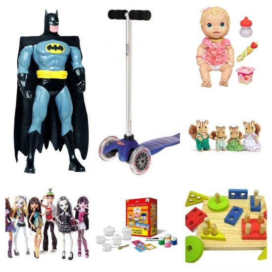Dia Das Crianças – Dicas de Brinquedo Por Idade
