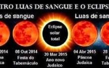 Eclipse Total e Lua de Sangue – Quando e Onde Será Visto