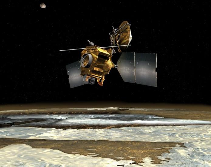 Marte-sonda