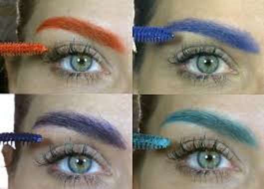 Sobrancelhas-coloridas-coloridas