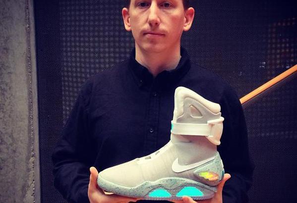 Tênis Nike de Volta Para Futuro – Lançamento