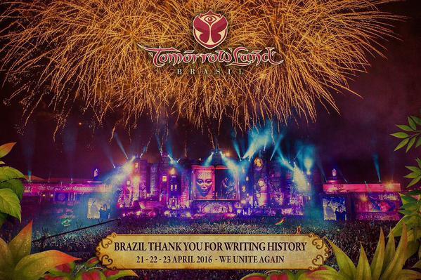 Tomorrowland 2016 Brasil – Datas, Ingressos e Vídeo