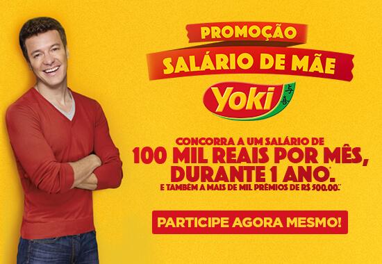 Yoki-SALÁRIO