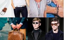 Acessórios Masculino – Tendência Verão 2016