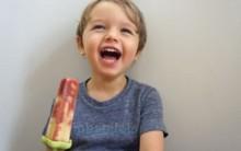 Picolés Caseiro de Frutas – Receitas Para Crianças