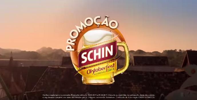 Schin Oktoberfest 2015 Promoção – Prêmios e Como Participar