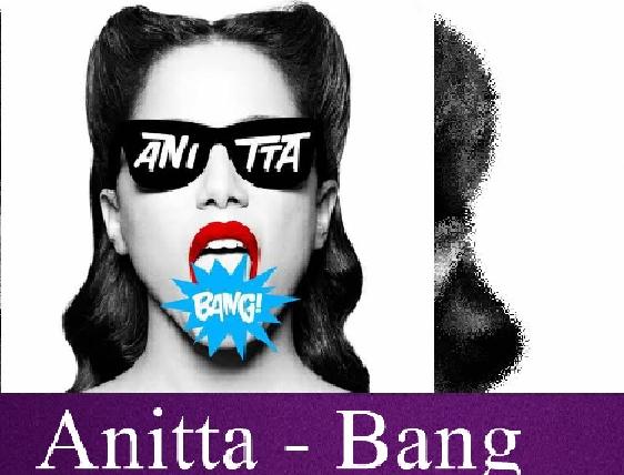 Anitta – Nova Musica e Clip Bang