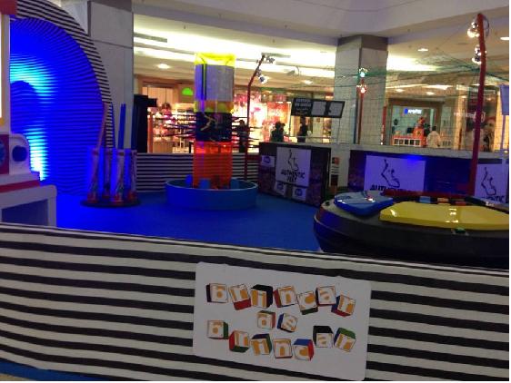 Brinquedos Gigantes Shopping ABC – Entrada Gratuita