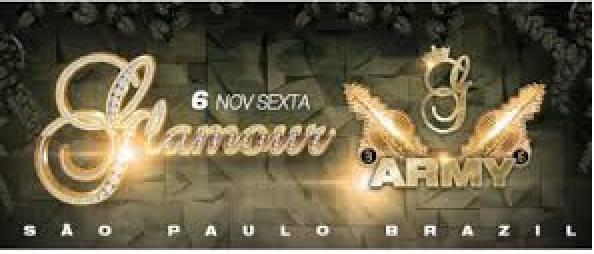 DJ Libanês Fadi– Primeira Festa Glamour Army