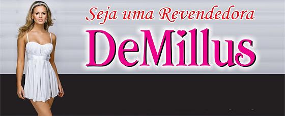 8cdf4a512 DeMillus Lingerie - Como Fazer Para Ser Revendedora